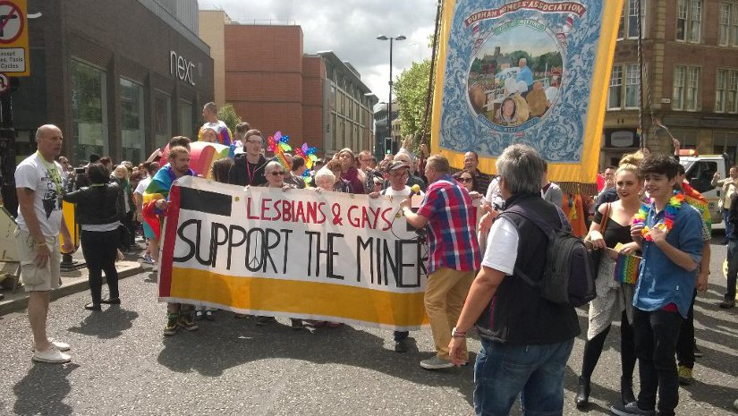 Newcastle Pride 2015
