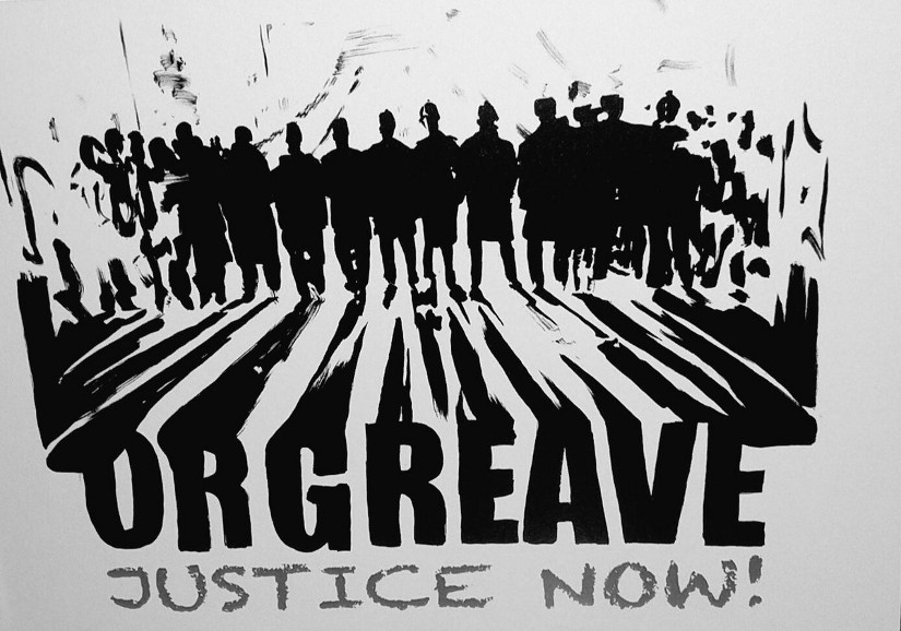 Orgreave Justice Now!