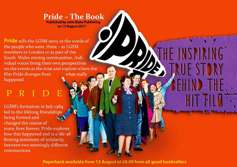 Pride - The Book